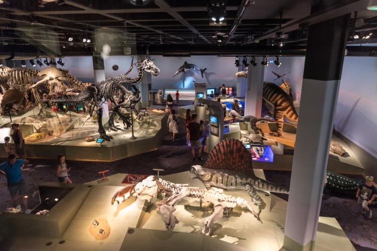 Dinosaurieutställningen