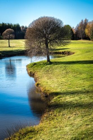 Haninge är en enda stor golfbana