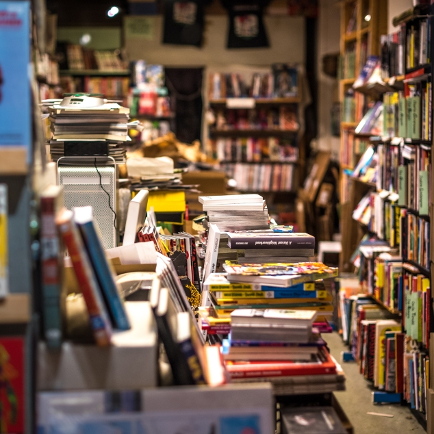 Staffars serier, Stockholms Black Books