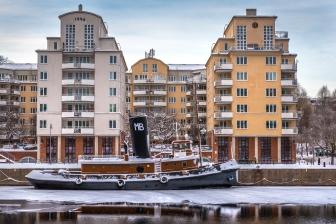 Bogserbåten Björnen