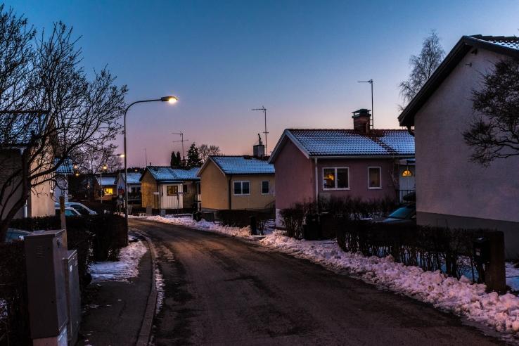 Kålgårdsvägen