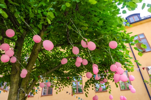 Ballongträd från 1300-talet
