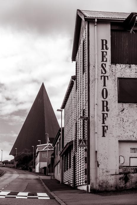 Restorff & Vesturkirkjan