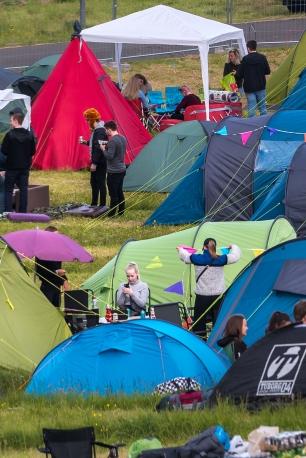 Campingbygge