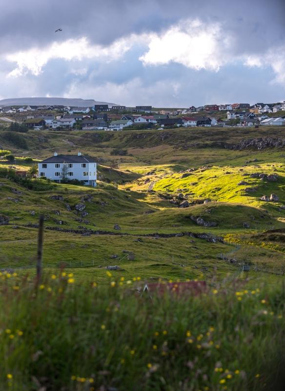 Förort till Tórshavn