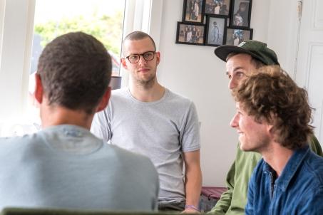 Brothers Moving blir intervjuade