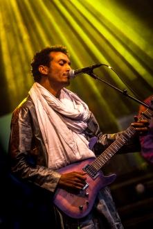 Bombino, grym tuareg-bluesgitarrist