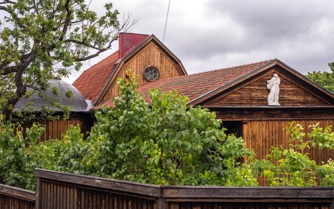 Eldh-museet i Bellevueparken