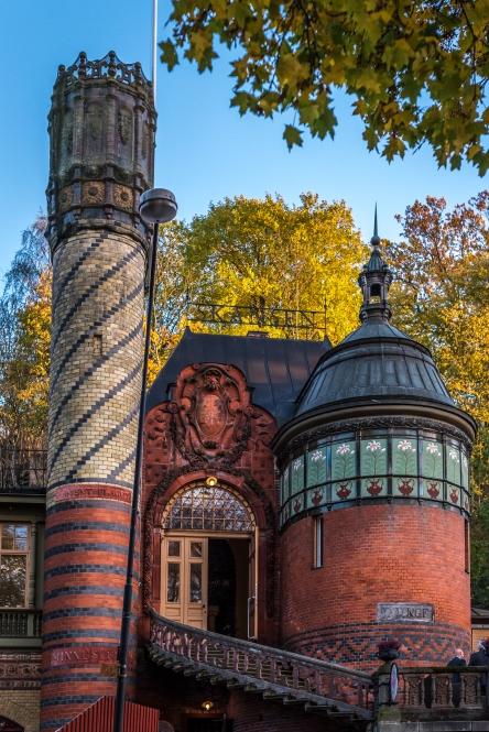 Arkitekt: Gustaf Wickman