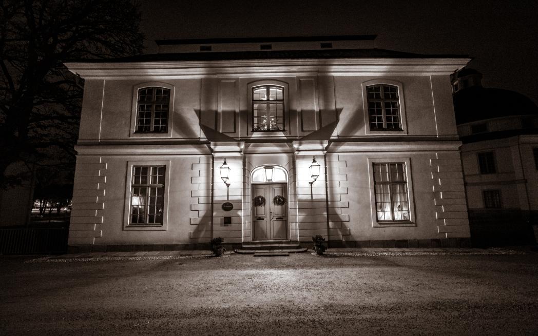 På Drottningholm