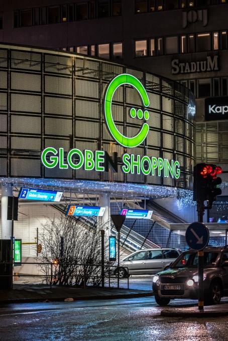 globaliseringen pågår