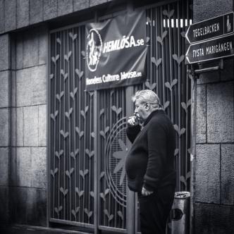 Kulturhus för hemlösa i city