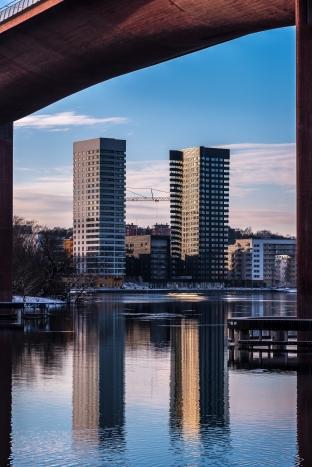 Stockholm växer äntligen på höjden