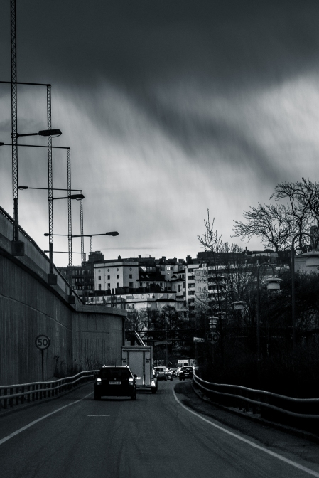 Storm över Kungsholmen