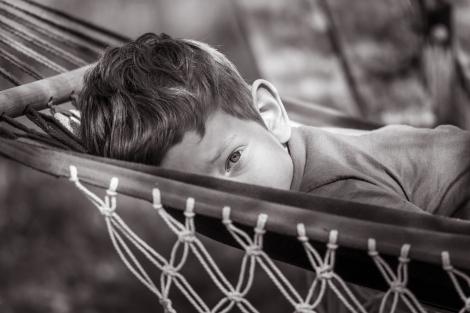 Barns trötthet