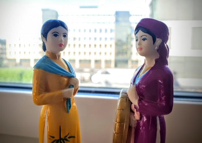 Diskussion i jobbets fikarum